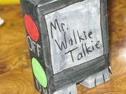 Mr. Walkie Talkie