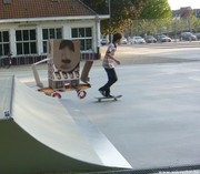 Skater MuMu, life Size