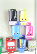 Cardboy Cartridges - papertoy form