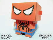 PixelBlox - SpiderMan