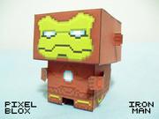 PixelBlox - IronMan
