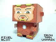 PixelBlox - IronMan Unmask
