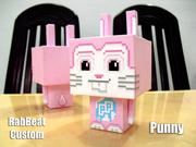 RabBeat custom - Punny