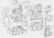 sketching sketching sketching