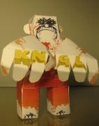 Bad Ape Paper Monster