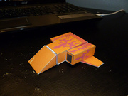 Archphoenix prototype, jet form
