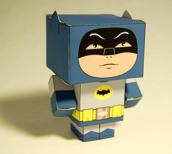 batman • by cubeecraft