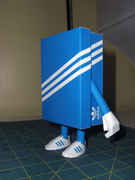 """Wallman Custom """"BOXFRESH"""" - SHIN X CTRLR 06"""