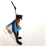 Papertoy Police