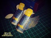 Part of Bounchie Papertoy #closeup5 #denim #jeremyscottadidaswings #joelpapertoy #sneaker