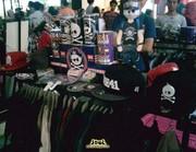 Bounchie Papertoy at Sunday Market, NYC theme, SUTOS    (Surabaya Town Square) Surabaya Tee41's Booth