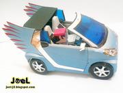 Smart Cabrio +wings