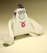snowbeard • by la beubar