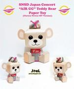 Teddy bear snsd