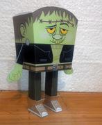 Papertoy Frankenstein