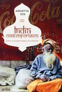 """Tertúlia d'història amb el llibre: """"India Contemporanea"""" d'Amartya Sen"""
