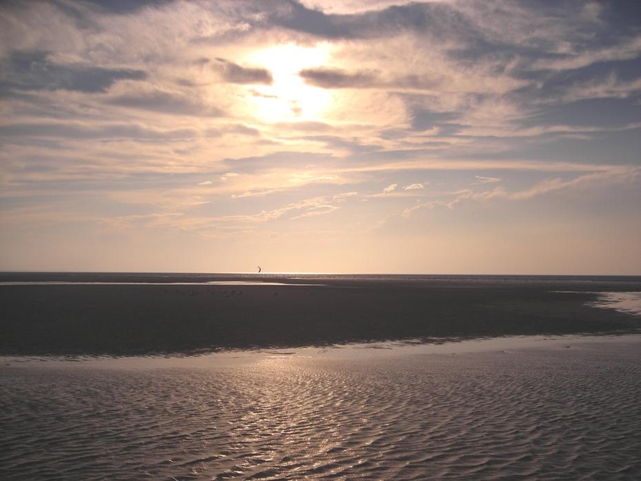 Sunset at Cape Cod, Dennis, MA
