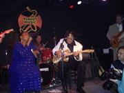 Big Time Sarah Louisianna Red & Blues Cargo