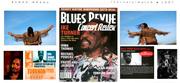 blues revue magazine