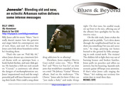 blues & beyond - magazine article