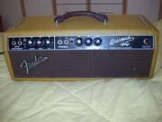 my vintage fender bassman blackface
