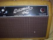 fender bassman blackface