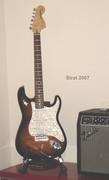 New Fender Strat