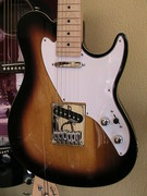 ashton el. guitar tele type