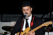 Nick Tsiamtsikas & blues report live at Ghost house 13/11