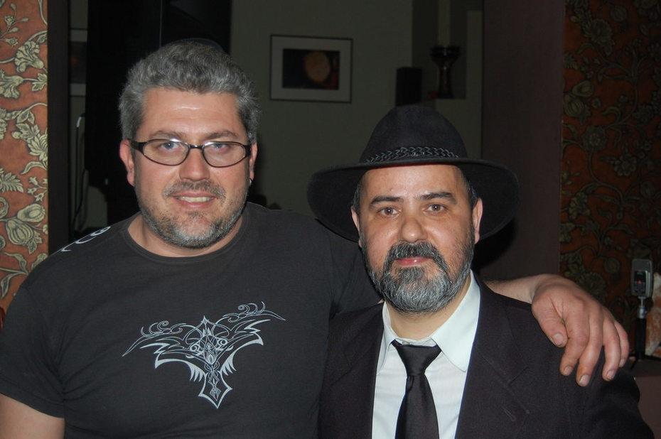 Τεό (Blues way.gr) & Νίκος