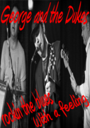 GEORGE AND THE DUKES LIVE 27/1/ @ IGUANA CAFE
