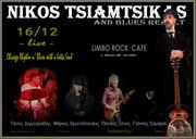 Nick Tsiamtsikas & Blues Report live @ Limbo Rock Club