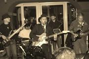 Nick tsiamtsikas & Blues Report live @ Life Jazzy Bar