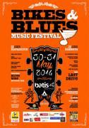 4TH BIKES & BLUES MUSIC FESTIVAL  (30.5.14)