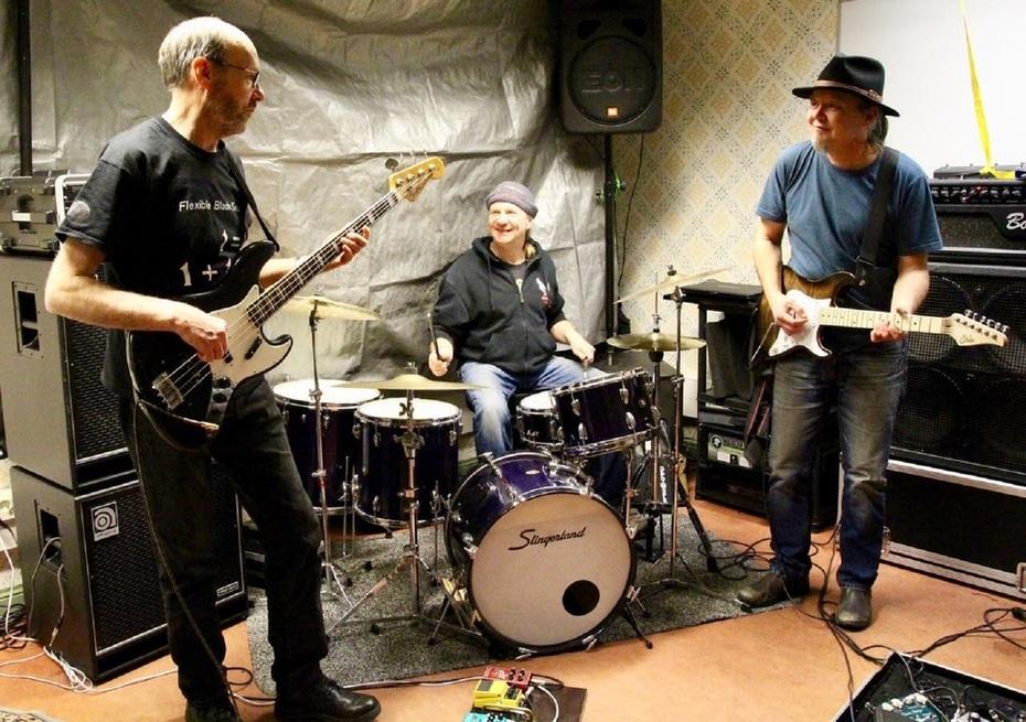 Eljas Verve Blues Band