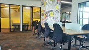 Open Desk and Private offices 2