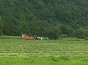 Claas Arion 520 med JF-STOLL FC 855