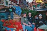 Disneyland Mar. '08