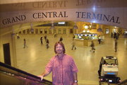 Welcome to Grand Central Station