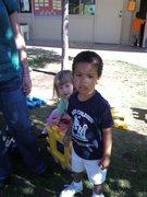 my little buddy, Jalen :)