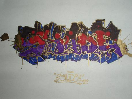 Mark's art