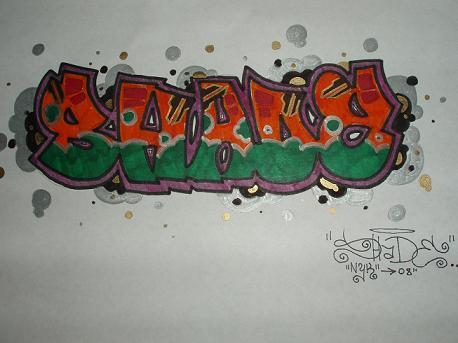 Mark's art II