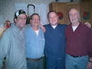 Jeff, Joe, Greg and Larry