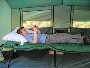 chris in tent PSP