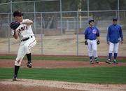 Dennis Briskin Pitching vs. Cubs, Mesa AZ 2010 copy