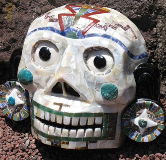 Stone Dead Mask Mex08 8x10 copy