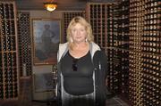 Gray Ghost wine cellar