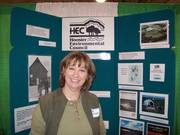 HEC booth