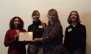 Sustainable Agriculture Outreach Award; Maria Marshall