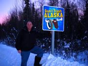 Don't trash Alaska!